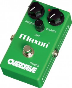 Maxon OD808 Overdrive Review