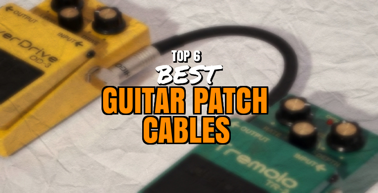 Top 6 Best Guitar Patch Cables Tone Start