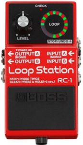 Boss RC-1 Loop Station Pedal Review