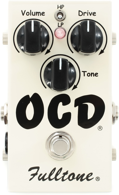 Fulltone OCD Obsessive Compulsive Drive Pedal Review
