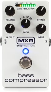 MXR M87 Bass Compressor Pedal Review