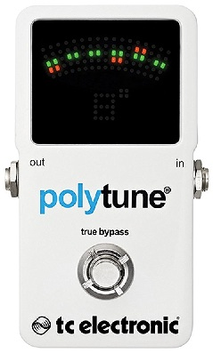 TC Electronic PolyTune 2 Tuner Pedal Review