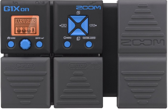 Zoom G1Xon Guitar Multi-Effects Processor Pedal Review