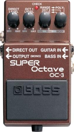 Boss OC-3 Dual Super Octave