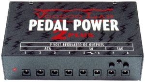 Voodoo Lab Pedal Power 2 PLUS Universal Power Supply Review