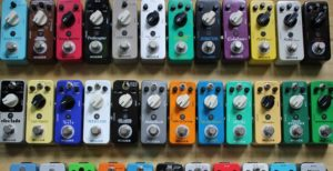 The Ultimate Mooer Guitar Pedal Clone List
