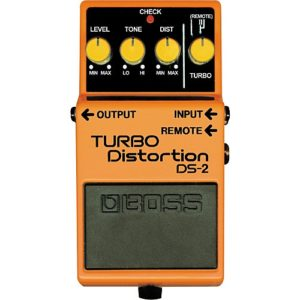 Read more about the article Boss DS-2 Turbo Distortion Review (2021)