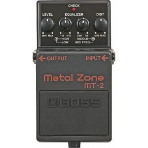 Read more about the article Boss MT-2 Metal Zone Review (2021)
