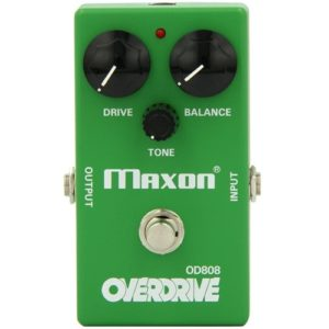 Read more about the article Maxon OD808 Overdrive Review (2021)