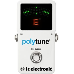TC Electronic PolyTune 2 Review Header