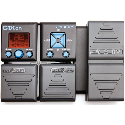 Zoom G1Xon Multi-Effects Processor Pedal Review