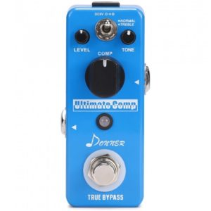 Read more about the article Donner Ultimate Comp Compressor Pedal Review (2021)