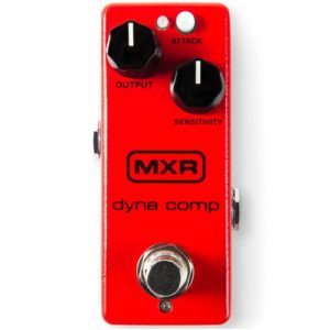 Read more about the article MXR Dyna Comp Mini Compressor Pedal Review (2021)