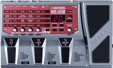 BOSS ME-20B Review