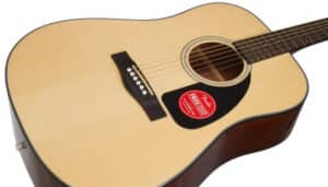 Read more about the article Fender CD-60S Review (2021 Review)