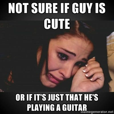 Advantages of Being a Guitarist