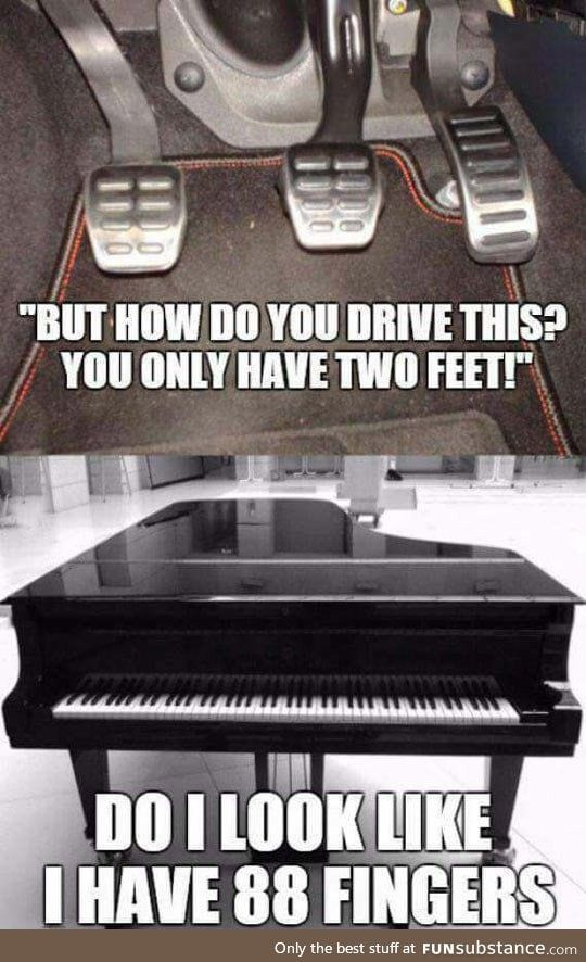 Life of a Pianist